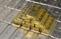 Gold, silver, platinum prices down in Azerbaijan