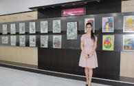 "Exhibition of young artist opens in Baku <span class=""color_red"">[PHOTO]</span>"