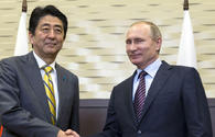 Abe and Putin agree to boost cooperation between defense ministries