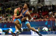 National wrestlers win silver at World Championships