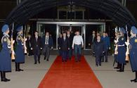 Slovak PM completes official visit to Azerbaijan