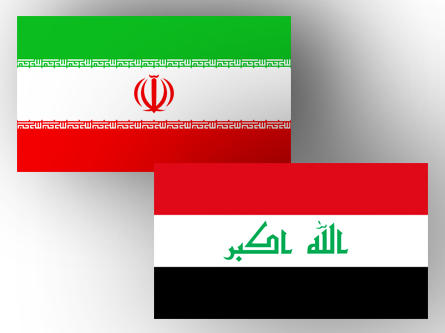 """Iran Trade official rejects """"gas for food exchange"""" claim with Iraq Iran_irag_flags_album_310512_(1)"""
