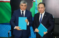 Kazakh, Uzbek regions sign cooperation agreement