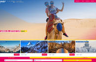 Silk Way Travel tourism company presents its new website