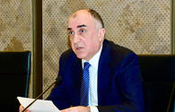 Azerbaijani FM to attend 9th Sir Bani Yas Forum in UAE