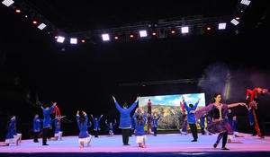 "Baku hosts opening ceremony of FIG Acrobatic Gymnastics World Cup <span class=""color_red"">[PHOTO]</span>"