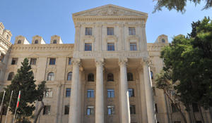 Azerbaijan to present note of protest to US for issuing visa to Saakyan