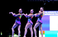 "Best moments from final day of FIG Acrobatic Gymnastics World Cup <span class=""color_red"">[PHOTO]</span>"