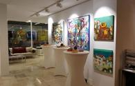 "Works of national artist showcased in Luxembourg <span class=""color_red"">[PHOTO]</span>"