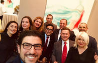 "Baku hosts exhibition of Portuguese artist <span class=""color_red"">[PHOTO]</span>"