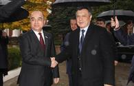 Tajikistan and Uzbekistan vow to boost bilateral inter-parliamentary cooperation