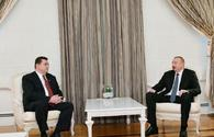 "President Aliyev receives chairman of Russian Union of Journalists <span class=""color_red"">[PHOTO]</span>"