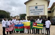 "National culinary expert represents country in Ghana <span class=""color_red"">[PHOTO]</span>"