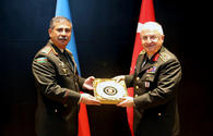 "Azerbaijani defense minister meets chief of Turkish General Staff <span class=""color_red"">[PHOTO]</span>"