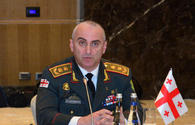 Georgian Gen. Staff: Co-op on ensuring safety of economic projects in region continues