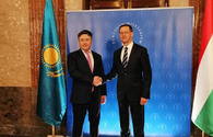 Kazakhstan, Hungary to activate mutual cooperation