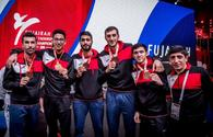 "National team wins bronze in taekwondo championship <span class=""color_red"">[PHOTO]</span>"
