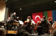 "Concert timed to centenary of ADR held in Turkey <span class=""color_red"">[VIDEO]</span>"