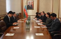 "Azerbaijani FM receives newly appointed S. Korean envoy <span class=""color_red"">[PHOTO]</span>"