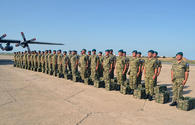 Azerbaijani peacekeepers to participate in int'l mission in South Sudan