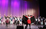 My Azerbaijan - in rhythm of dance and music