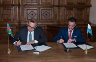 "SOCAR, San Marino state company ink memorandum of understanding <span class=""color_red"">[PHOTO]</span>"