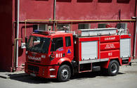 Government of Japan provides Georgian Emergency Management Service with fire engine