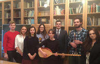 """Center for Azerbaijani Studies opens in Poland <span class=""""color_red"""">[PHOTO]</span>"""