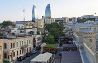 Baku. Attractive place to live and work