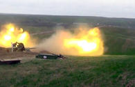 "Azerbaijani army conducts live-fire exercises <span class=""color_red"">[PHOTO/VIDEO]</span>"