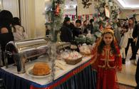 "Azerbaijan joins charity fair in Kazakhstan <span class=""color_red"">[PHOTO]</span>"