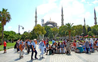 Over 1 million tourists from Central Asia visited Turkey in 2018