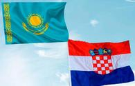 Kazakhstan, Croatia eye to expand economic co-op