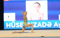 "25th Championship of Azerbaijan in rhythmic gymnastics kicks off in Baku <span class=""color_red"">[PHOTO]</span>"