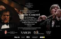 Baku to host Charity Concert