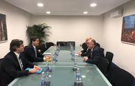 Elmar Mammadyarov meets with European Union Special Representative for South Caucasus