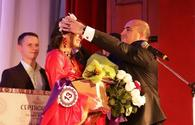"Rugiya Mustafayeva wins beauty contest in Russia <span class=""color_red"">[PHOTO]</span>"