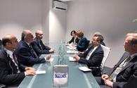 FM Elmar Mammadyarov meets with OSCE Secretary-General
