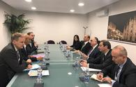 "Azerbaijani FM meets OSCE rep on freedom of media <span class=""color_red"">[PHOTO]</span>"