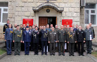 Baku hosts meeting of foreign military attaches accredited to Azerbaijan