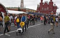 Azerbaijani tourists travel to Russia more often