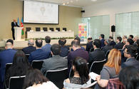 "Minister: Innovations play important role in development of Azerbaijani economy <span class=""color_red"">[PHOTO]</span>"