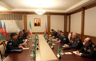"Iran supports territorial integrity of Azerbaijan - commander of Border Guard <span class=""color_red"">[PHOTO]</span>"