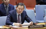 "Kazakhstan supports implementation of comprehensive action plan on Iranian nuclear program <span class=""color_red"">[PHOTO]</span>"