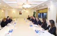"Azerbaijan, ADB mull expanding co-op in labor, employment, social protection <span class=""color_red"">[PHOTO]</span>"