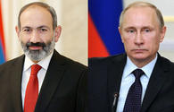 Russia reluctant to new Armenian authorities