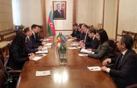 "Azerbaijan, Moldova mull holding next meeting of intergovernmental commission <span class=""color_red"">[PHOTO]</span>"
