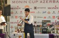 "Azerbaijani barman joins MONIN CUP 2018 <span class=""color_red"">[PHOTO]</span>"