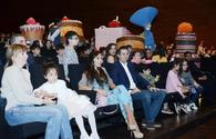 "Heydar Aliyev Foundation's VP Leyla Aliyeva attends family mega-show ""Jirtdan in the world of fairytales"" <span class=""color_red"">[PHOTO]</span>"