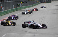 Formula 1 Azerbaijan Grand Prix named as one of the best